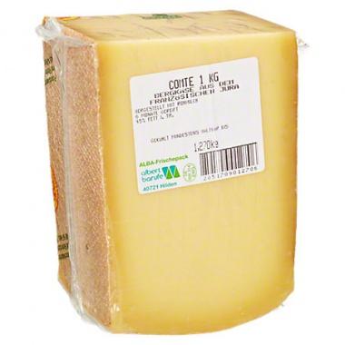 Barufe Comté Französischer Bergkäse 45 % ca. 1 kg