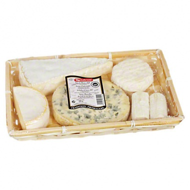 Rochebrune Plateau Tradition Fromagere Käsesortiment ca 600g