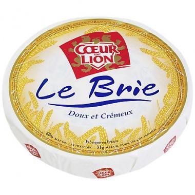 Coeur de Lion Brie 60 %, 1 Kg