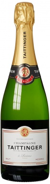 Taittinger Champagne Brut Reserve 6x0,75 L Flaschen