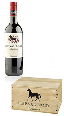 .Cheval Noir Bordeaux-St.Emilion- Grand Vin A.C. 6 x 0,75l