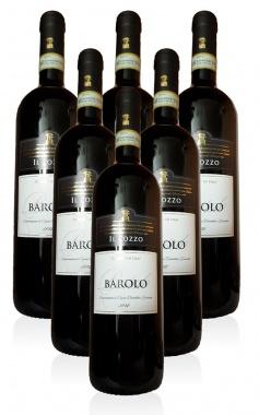 IL Pozzo Barolo Rotwein, DOCG 6 x 0,75 l