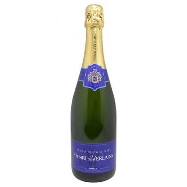 Champagner Henri de Verlaine Blanc 3 x 0,75 l Flaschen