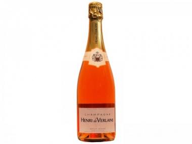 Champagner Henri de Verlaine Rose3 x 0,75 l Flaschen