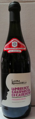 Lambrusco Grasparossa di Castelvetro DOC 12x0,75L