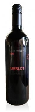 Francois Dulac Merlot Rotwein trocken 12 x 0,75l
