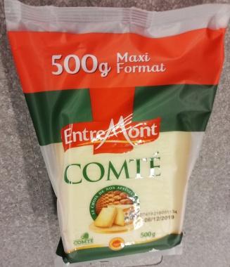 Entremont Comté AOP Portion 500 gr