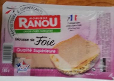 Original französische Pastete -Mussee de FOIE-Superieure (Gänseleberpastete)- 2 x 188gr