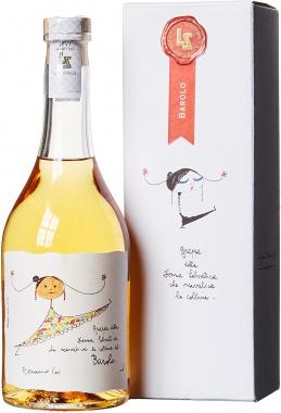 Distilleria Romano Levi, Neive - Italien GRAPPA di BAROLO 42 Vol. % 0,7l