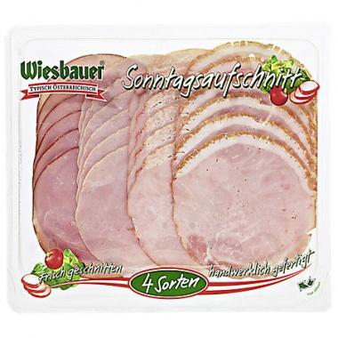 Wiesbauer Schinken-Sonntags-Aufschnitt 200gr