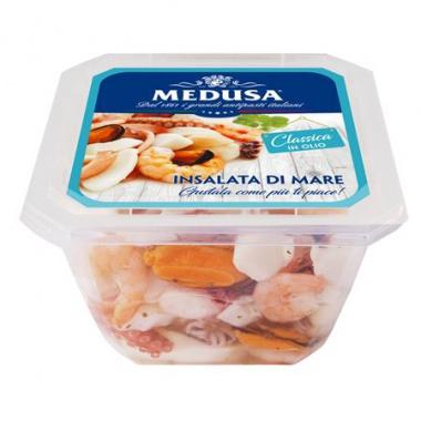 Medusa Meeresfr??chtesalat Insalata Di Mare 550 g