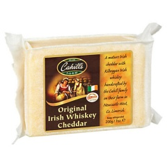 Cahills Original Irish Whisky CHEDDAR 50 % ca. 200g