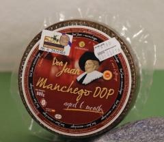 Don Juan Manchego Spanischer Hartkäse 50 % Fett i. Tr.