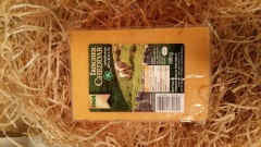 Irish Castle Cheddar mild 48 % ca. 500g