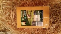 Irish Castle Cheddar mild 48 % ca. 500g