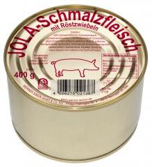 Jola Schmalzfleisch mit Röstzwiebeln 400gr -Dose