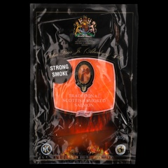 John Ross Jr Schottischer Räucherlachs Strong Smoke 200 g Packung