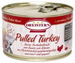 Dreistern Pulled Turkey 400 g Ringpull- Dose