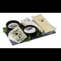 Zanetti Italienische Käseplatte Hart- & Schnittkäse, 235 g Packung