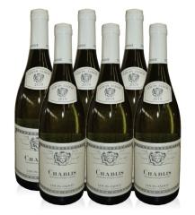 2019er Louis Jadot Chabilis AOC Weißwein 6 x 0,75 l Flaschen
