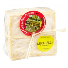 Carre du Père Antoine Mirabelle französischer Weichkäse-Affiniert 200g