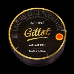 Gillot Gourmet Camembert de Normandie AOP 250g vorgereift