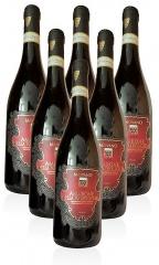 Movano Amarone Rotwein DOCG höchste Qualitätsstufe 6 x 0,75 l Fl