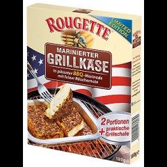 Rougette Marinierter Grillkäse BBQ 55 % Fett - 2 x 180 g Schachtel