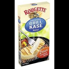 Rougette Grillkäse Cremig-Mild gekühlt, 55 % Fett i.Tr. 4 Stück à 90 g - 360 g