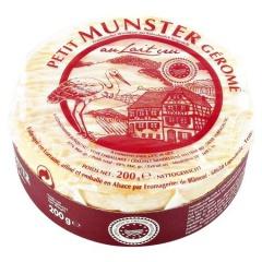 Petit Munster Géromé französischer Weichkäse, 50 % Fett 200 g