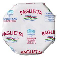 Paglietta italienischer Weichkäse, 58 % Fett 430 g Packung
